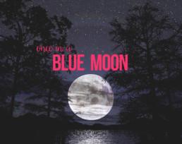 blue moon july 31